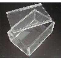 Acrylic Box  Lucite case  Plexiglas Box