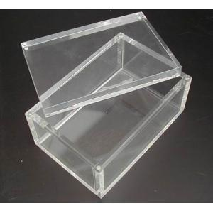 China Acrylic Box  Lucite case  Plexiglas Box on sale