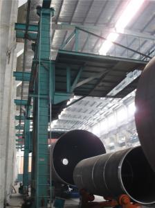 China High Precision Longitudinal Seam Manipulators With Submerged Arc Welding Power on sale