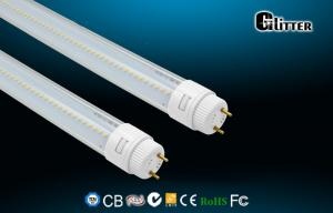 China 2000Lm T8 High Power LED Tube Light , 20W High Brightness LED Tube on sale