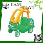 Custom Color Baby Plastic Car Anti Drop Design Apply To Nursery School