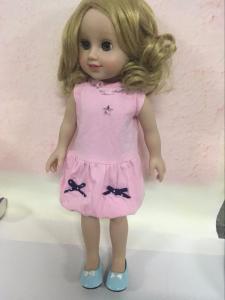 China 2017 Sweet mini pretty 18 inch girl doll on sale