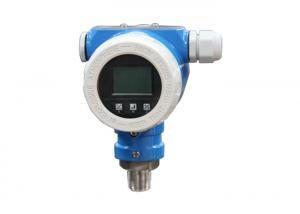 China IP65 Smart Pressure Transmitter with LCD Display And 4~20mA Hart Output on sale