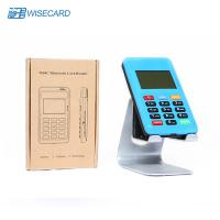 China EMV PCI Certificate Wireless Mpos Machine Contactless Card Reader on sale