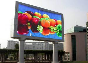 China High Brightness LED Advertising Screens Commercial SMD RGB LED Video Display on sale