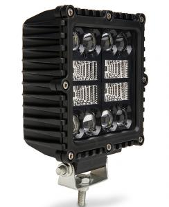 China high power truck mounted rechargeable led work lamp 4X4 Jeep 80w HCW-L80304 7D on sale