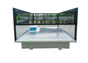 China Test Amplitude 25.4mm Vibration Testing Machine Simulation Car Transport Table on sale