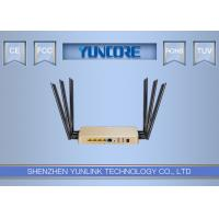 High Speed High Conversion Rate Gigabit Wireless Router 1200Mbps CE Certificated
