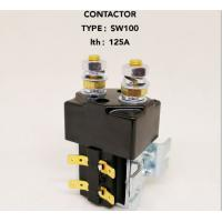 Forklift Motor Reversing Contactor SW100P ITH 125A / Forklift Parts