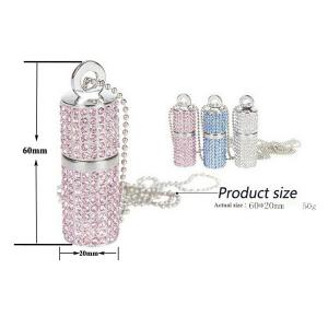 China OEM Promotional Usb Pen Drive , High Speed Crystal Customized Usb Flash Drive on sale