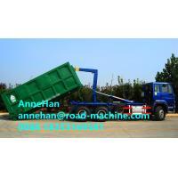 Le camion Euro2 336hp 10 de compacteur de déchets de collection de camion à ordures de bras de SINOTRUK 30T Hork fatigue