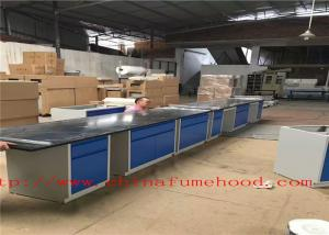 China Manufacturer Direct Lab Table / Lab Workbench Furniture / Steel Laboratory Casework on sale