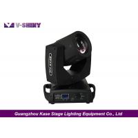 16 Or 24 Prism Stage Moving Head Lights , DJ Light Moving Head With LCD Display