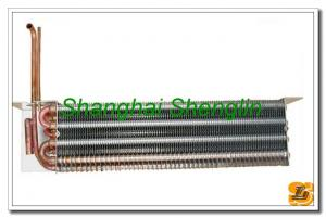 China Efficiency Refrigerator Air Conditioning Evaporator Coil ,Copper Tube on sale