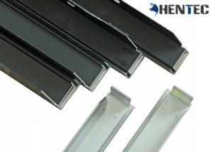 China 6063-T5 AA20Um Clear Aluminum Solar Panel Frame  /  Aluminum Solar Mounting Frames on sale