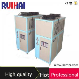 China 26kw Air Cooled Industrial Chiller for Laser Welding from Ruihai on sale