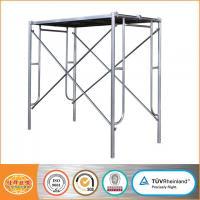 Aluminium tower scaffold/ladder scaffold frame/wall scaffold systems