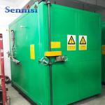 Electrotatic Powder Coating Friction Material Curing Oven