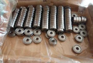 China 683 618/3 roulement à billes miniature d'acier inoxydable roulement à billes pour le moteur micro on sale