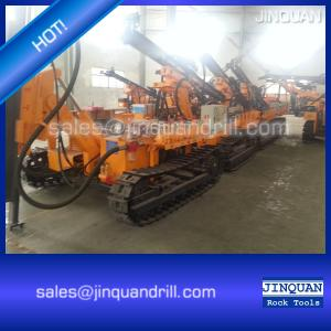 China Kaishan KY125 DTH Drilling Rig KG920A(B) Portable Drilling Rig with Diesel Air Compressor on sale