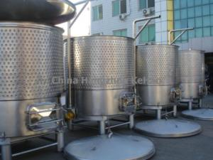 China Variable Capacity Stainless Steel Winery Tank wholesale