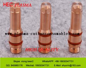 China Plasma Cutter Tips 120802 Plasma Cutting Machine Parts , Hypertherm Tipa , Hypertherm Plasma Cutter Machine Accessories on sale
