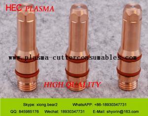 China Plasma Cutter Tips 120802 Plasma Cutting Machine Parts ,  Tipa ,  Plasma Cutter Machine Accessories on sale