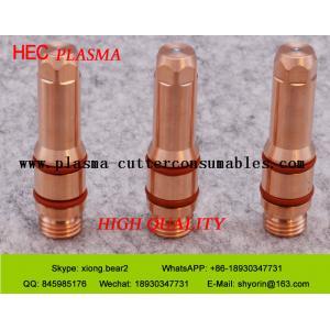 China Plasma Cutter Tips 120802 Plasma Cutting Machine Parts , Hypertherm Tipa , Hypertherm Plasma Cutter Machine Accessories on sale