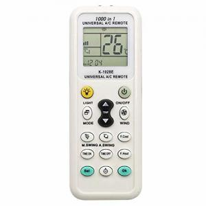 China LCD Universal Air Conditioner Remote Control 1000 In 1 Mitsubishi / Toshiba Models Use on sale