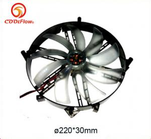 China 12V AXIAL DC Brushless Fan / DC Blower Fan with 1000RPM Speed for Rice Cooker on sale