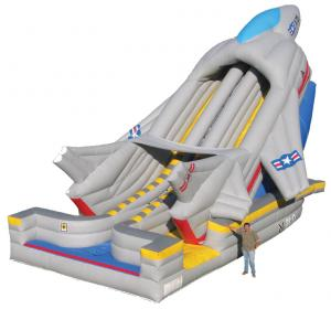 China inflatable slide on sale