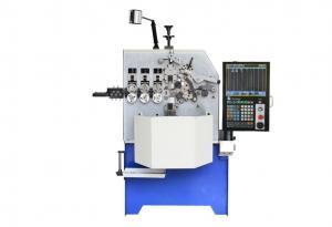 Quality High Precision Vesatile Compression Spring Machine For Wire Dimeter 1.0 - 4.0mm for sale