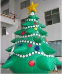 Inflatable Palm Tree Lighting , Christmas Tree For Decoration