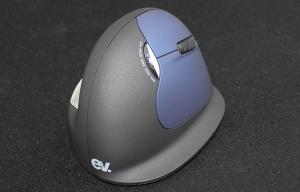 China Mini 2.4G wireless vertical ergonomic optical mouse 10m USB interface on sale