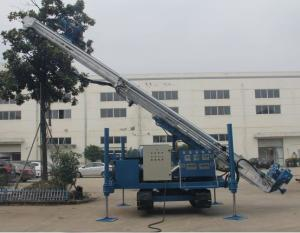 China Multifunctional Full Hydraulic Anchor Drilling Rig For Deep Water Well Project on sale