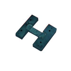 China Black Anodize Precision CNC Machining Aluminum Machined H Profile on sale