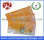 2013 New Design Recycled Custom Packaging Bags For Wet Wipes
