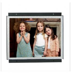 China Professional Small Wide Viewing Angle 8 Inch Open Frame LCD Monitor 800*480 on sale