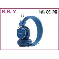 China On Ear Bluetooth Headphones For Iphone / Android Smartphone 10m RF Distance on sale