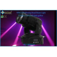 CE , RoHS Certification 90w LED moving head gobo lighting projectors Rotating Stage Light