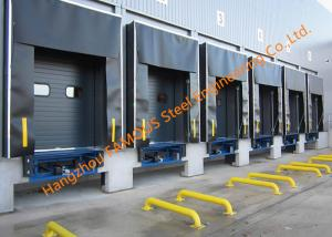 China Container Loading Dock Doors With Seal Shelter For Warehouse And Distribution Center on sale