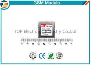 China Ultra Small Wireless GSM GPS GPRS Module SIM928A Base On PNX4851 Platform on sale