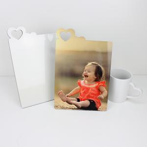 China 254x170mm Glossy Personalized Wood Picture Frames on sale