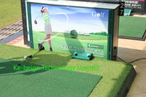 China Auto Tee up Machine Golf Equipment for Teaching Academies and PGA Pros on sale