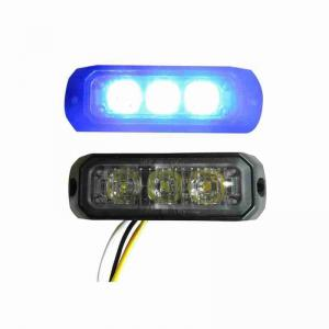 China surface mounted emergency blinker led police warning lights for vehicle on sale