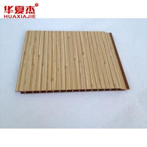 Quality Waterproof Plastic PVC Wall Cladding Panels For Laundry , Laminated Panels for sale