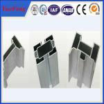 China HOT! wholesale competitive industrial extruded aluminum profiles price wholesale