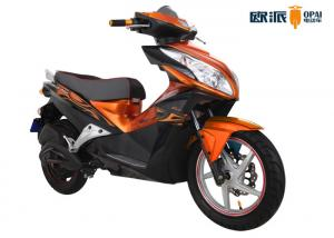 Quality Size Long Range Electric Motorcycle For