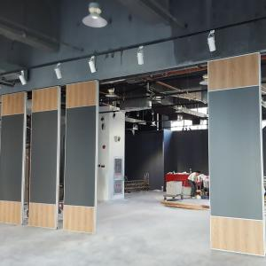 China Aluminium Profile Track Office Removable Wall Sound Proof Partitions Floor to Ceiling on sale