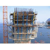 China Light weight reusable concrete Engineered Formwork System for concrete bridge on sale